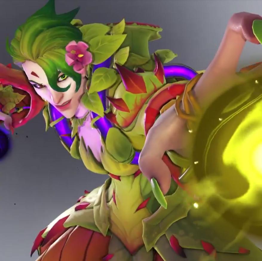 Overwatch : Skin Moira Venus