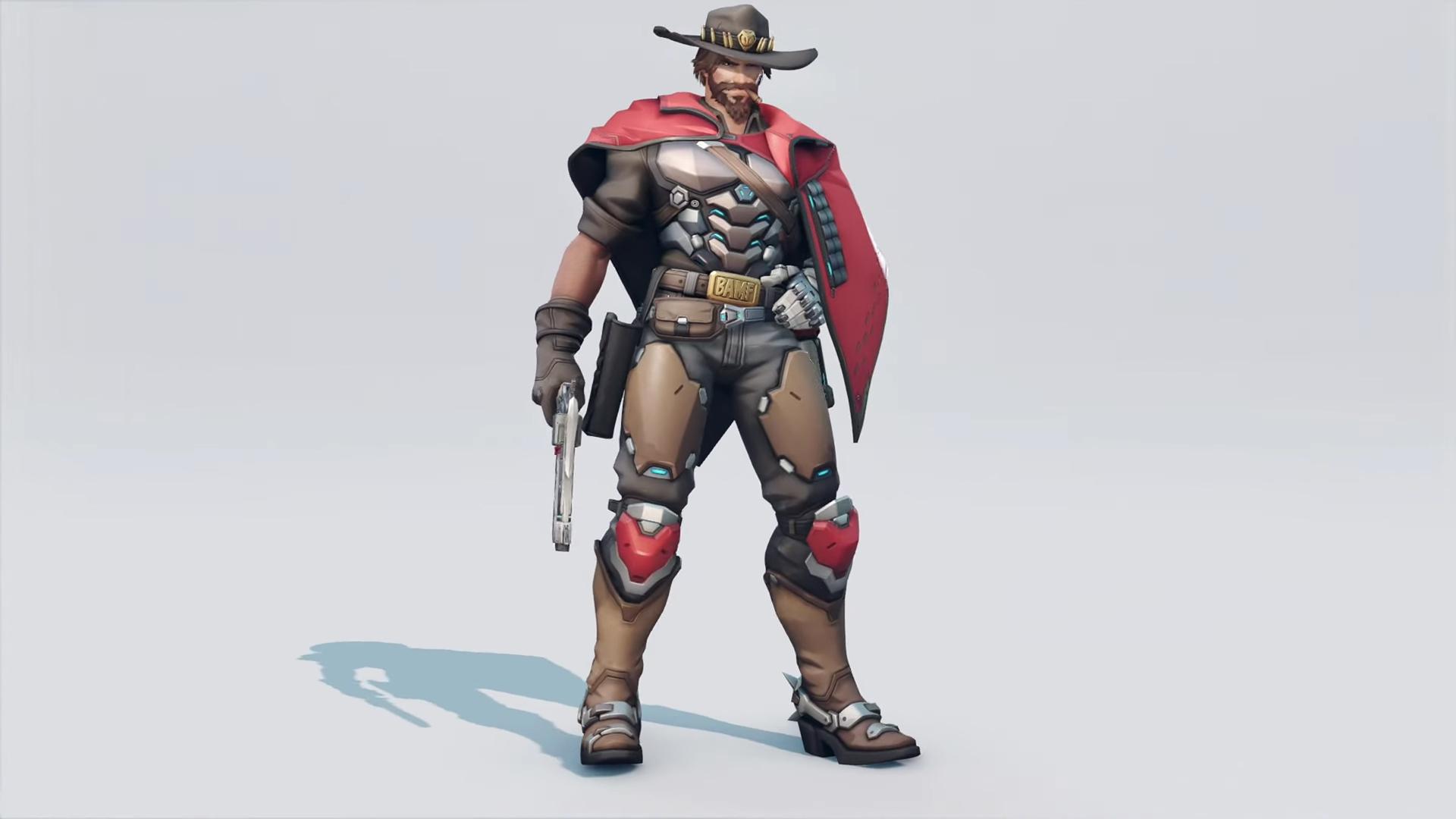 McCree (Overwatch 2)