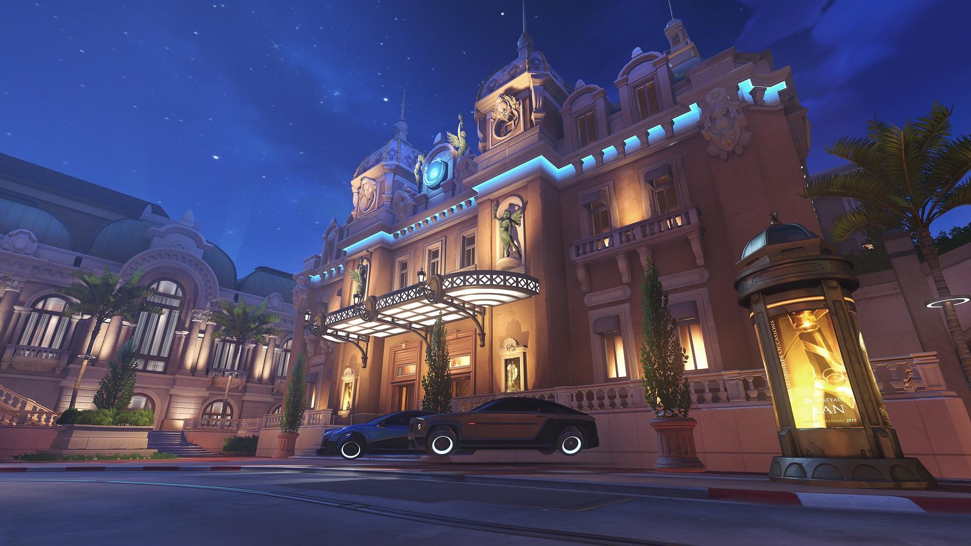 Monte-Carlo une nouvelle map pour Overwatch 2