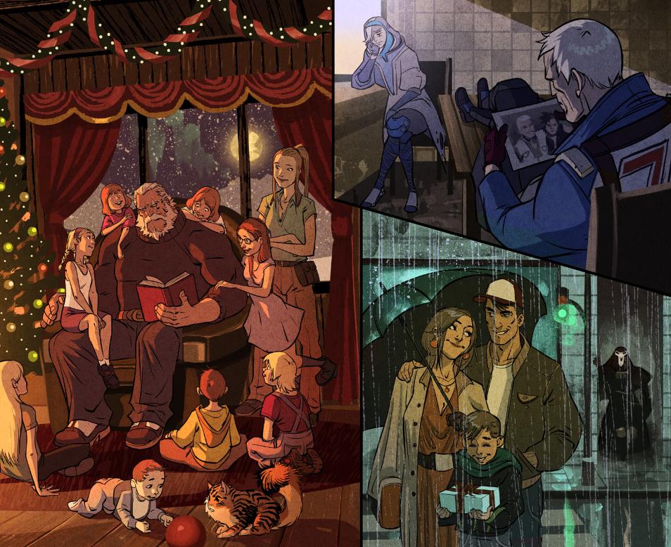 Les personnes que Faucheur surveillent sont bel et bien sa famille
